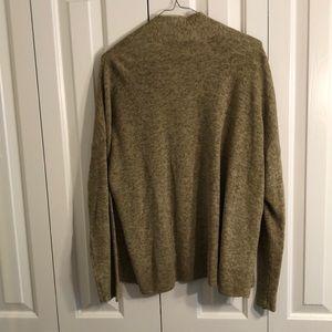 Eileen Fisher Sweaters - Eileen Fisher sz L lightweight lite green sweater